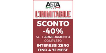 Asta del Mobile L'INIMITABILE